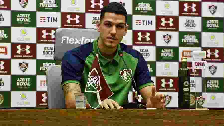 Fluminense de Nino trata a Copa do Brasil como prioridade em 2020 - Mailson Santana/Fluminense FC