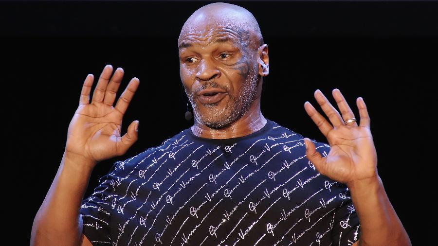 Mike Tyson recebeu proposta milionária para voltar a lutar - Donald Kravitz/Getty Images