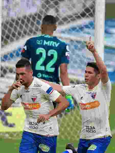 Juninho participou de dois gols até aqui - AGIF