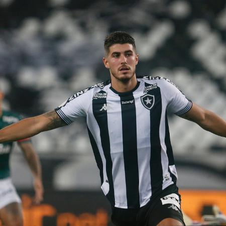 Pedro Raul foi negociado com o Kashiwa Reysol - Vitor Silva/Botafogo