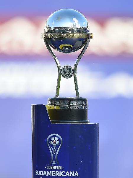 Troféu da Copa Sul-Americana - Marcelo Endelli/Getty Images
