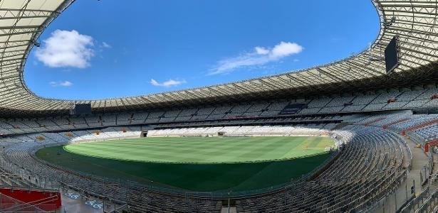 Retorno parcial dos torcedores | Prefeitura libera 30% de público em estádios de Belo Horizonte