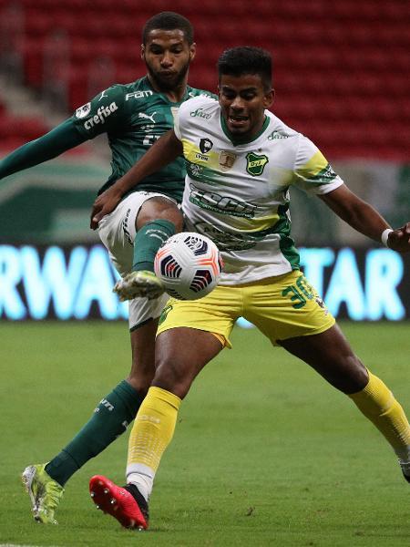 Palmeiras enfrentou o Defensa na quarta e já pega o São Paulo nesta sexta-feira - Divulgação / Conmebol
