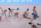 Ginástica rítmica: Brasil termina participação em Tóquio no 12º lugar