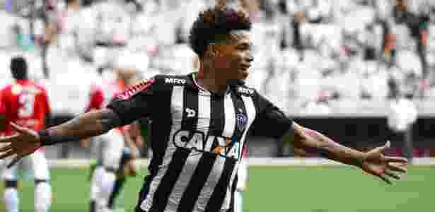 Urso seria o reserva, mas ganhou a titularidade após o desconforto de Carioca - Bruno Cantini/Atlético MG
