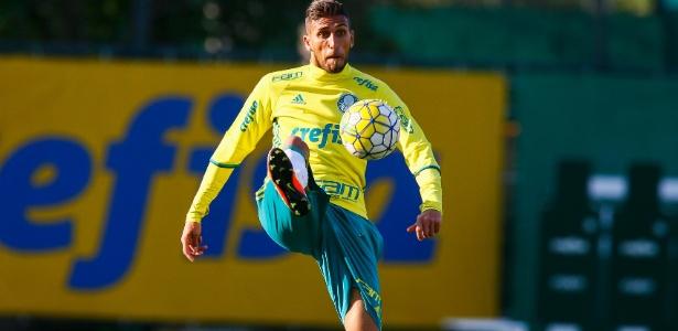Rafael Marques pode desfalcar o Palmeiras por até três semanas, segundo Cuca