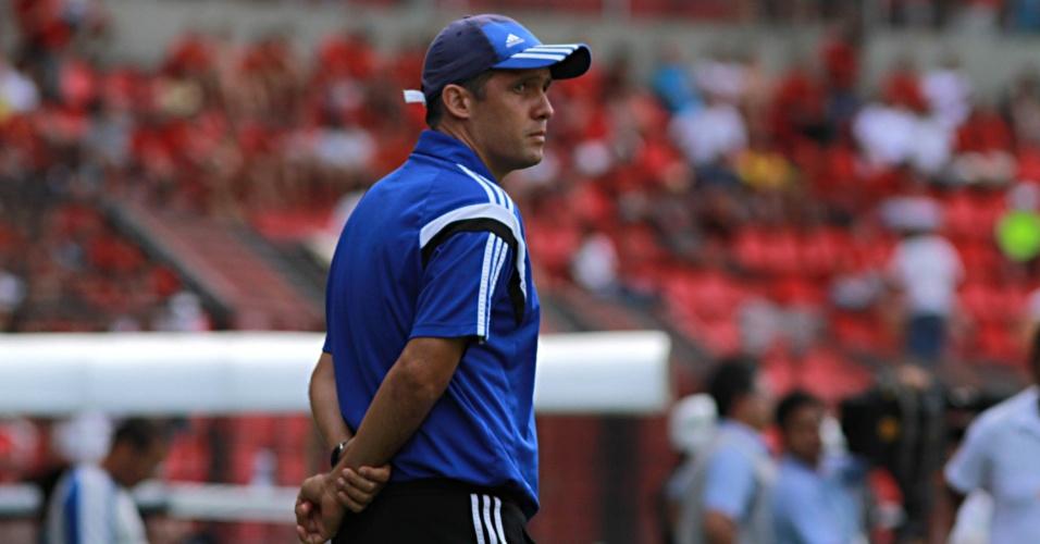 Técnico Eduardo Baptista