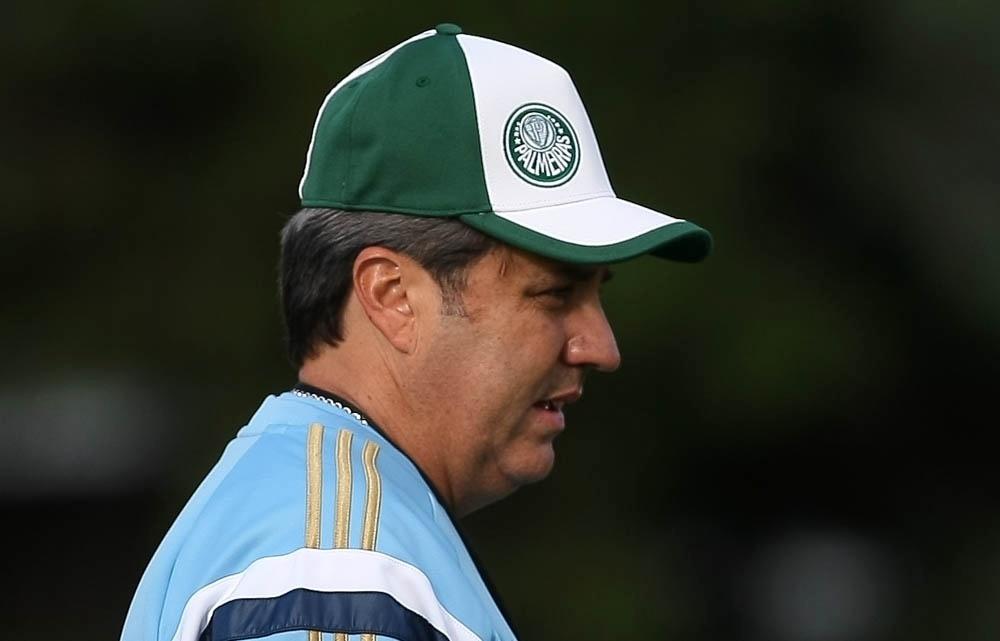 Gilson Kleina Palmeiras Treino Academia de Futebol