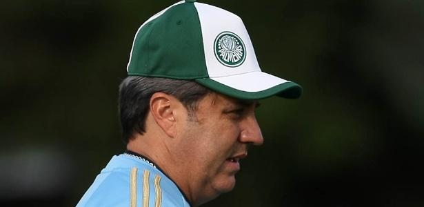 Kleina dirigiu o Palmeiras por mais de 100 jogos, mas em realidade bem diferente a atual