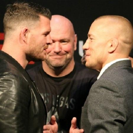 Bisping x GSP - Diego Ribas/Ag. Fight