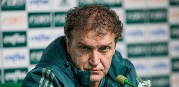 Cuca quer tirar a pressão e embalar com Palmeiras nas próximas rodadas do Brasileiro