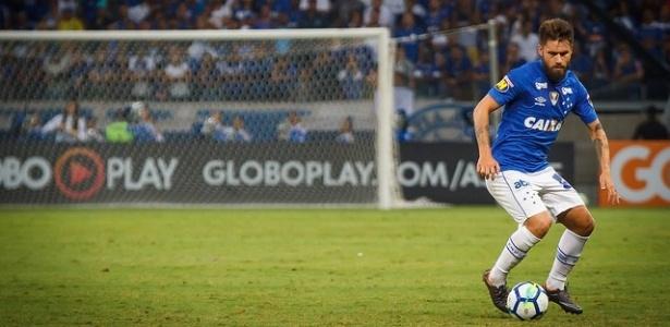 Atacante Rafael Sóbis, do Cruzeiro, avalia amistoso diante do Corinthians