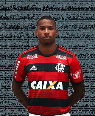 Jean Lucas Oliveira, volante do Flamengo
