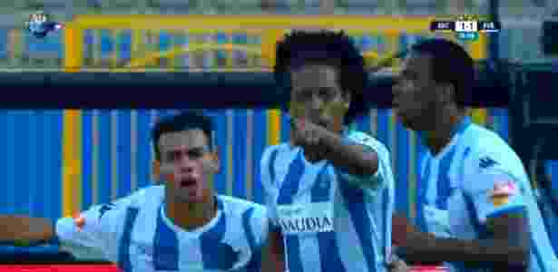 Atacante Keno ainda está na mira da diretoria do Cruzeiro para a temporada 2019 - Reprodução