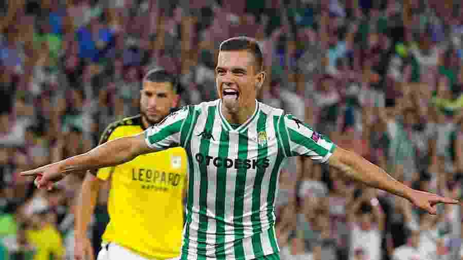Giovani Lo Celso Betis Argentina - Marcelo Del Pozo/Reuters