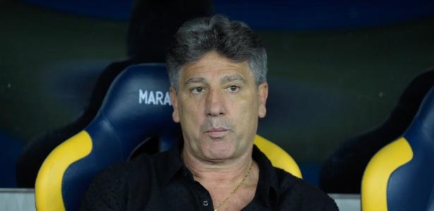 O técnico Renato Gaúcho permanecerá no Grêmio na temporada 2019 - Thiago Ribeiro/AGIF