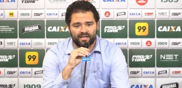 Samir Namur: continuidade no cargo irá para votação pelos sócios