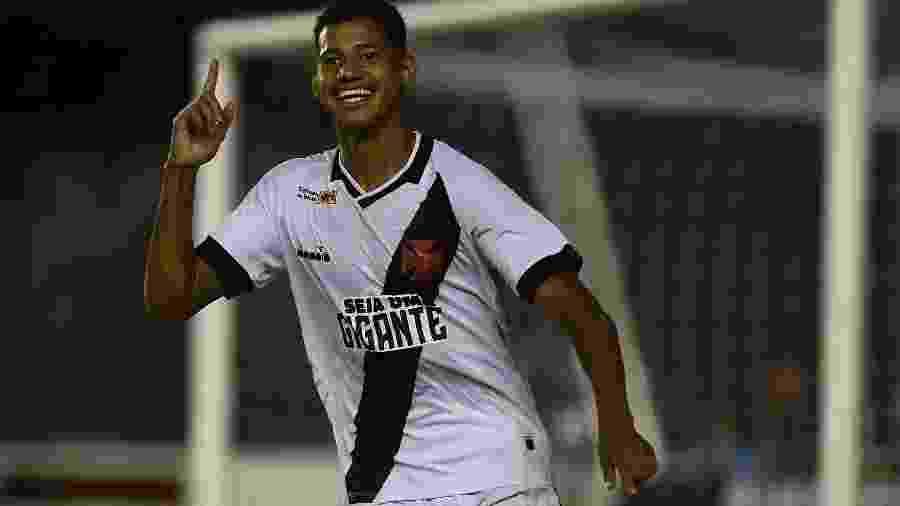 Vasco tem uma proposta em mãos do Atlético-MG pelo atacante Marrony - Thiago Ribeiro/AGIF
