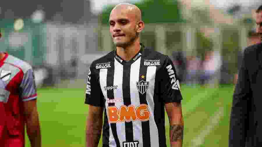 Fábio Santos, lateral esquerdo do Atlético-MG, é desfalque contra o Flamengo - Bruno Cantini/Atlético-MG