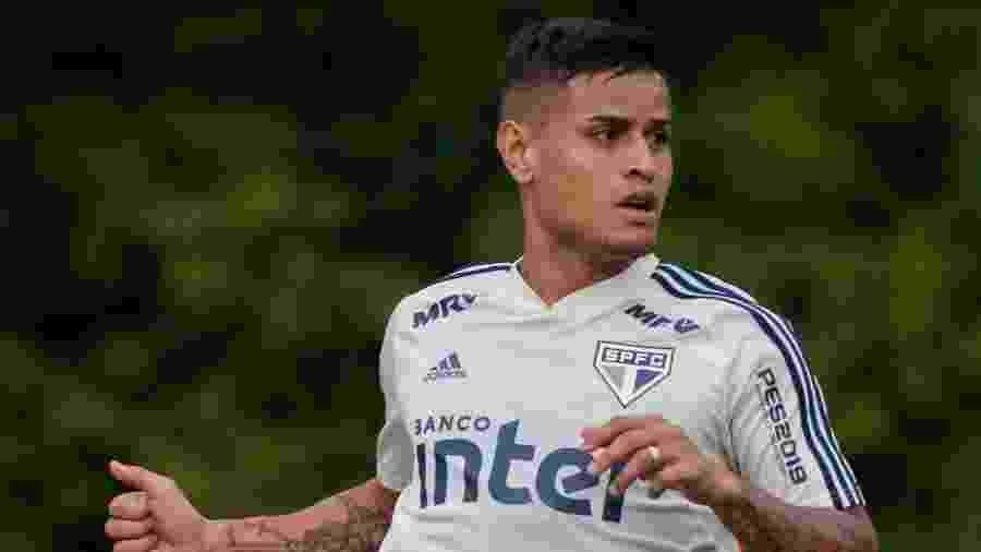 Everton, meia-atacante do São Paulo - Marcello Zambrana/AGIF