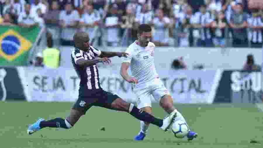 Ceará x Santos pelo Campeonato Brasileiro - Divulgação/Santos
