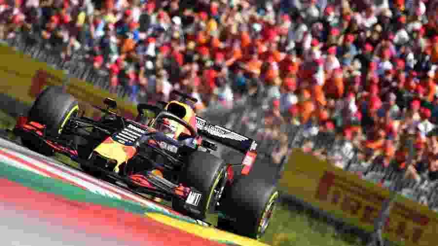 Fórmula 1 retorna hoje com o GP da Áustria - JOE KLAMAR / AFP