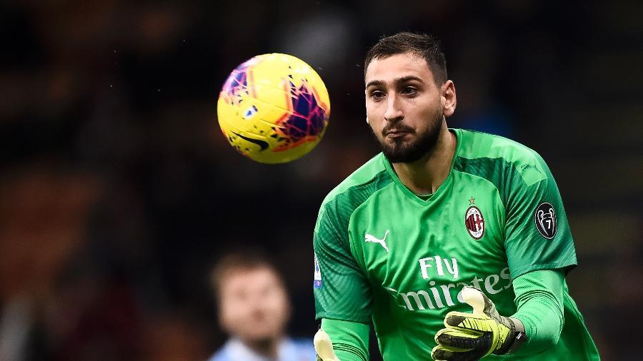 Gianluigi Donnarumma pode trocar o Milan pela rival Juventus - Nicola Campo/LightRocket/Getty Images