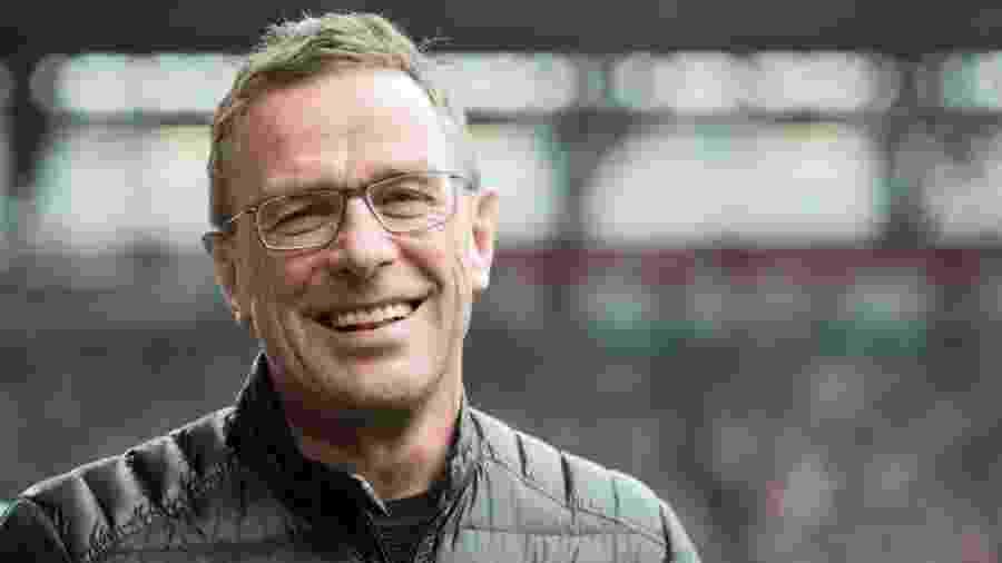 Ralf Ragnick, ex-Schalke 04, é a cabeça por trás das ideias do Red Bull Bragantino - Divulgação