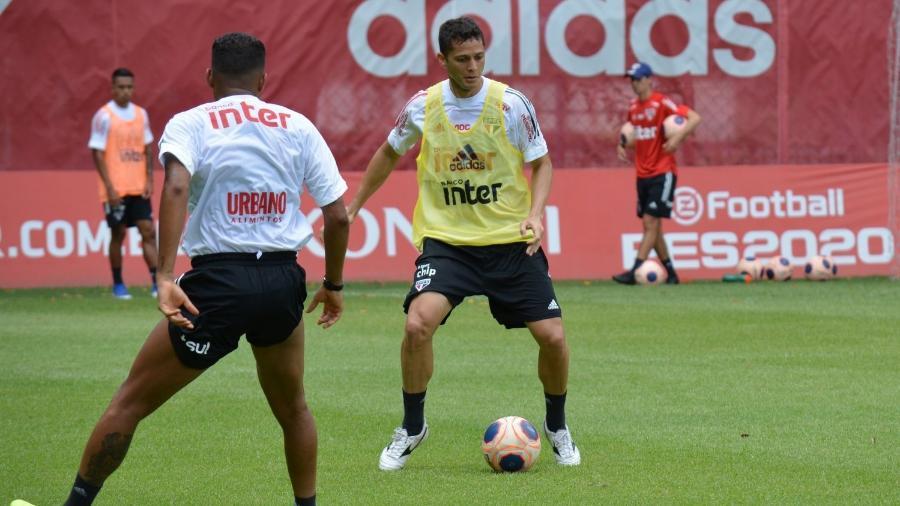 Anderson Martins, zagueiro do São Paulo - Érico Leonan/saopaulofc.net