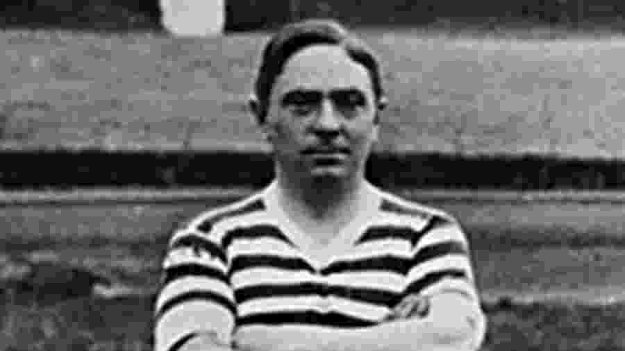 István Tóth-Potya, treinador húngaro que foi assassinado pela polícia nazista - Reprodução