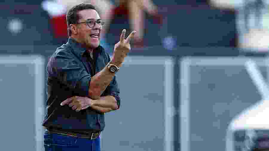 Luxemburgo comanda o Palmeiras - Thiago Calil/AGIF