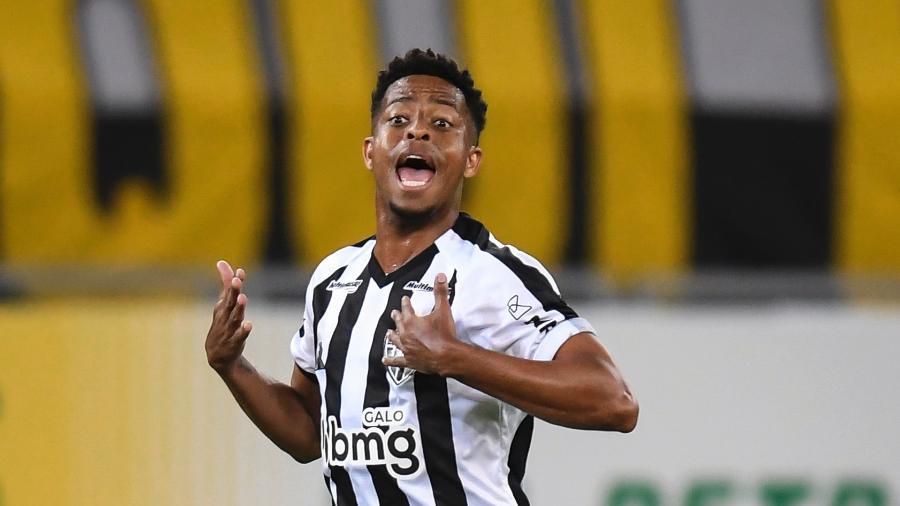 Keno, do Atlético-MG, será nosso capitão - Pedro Vilela/Getty Images
