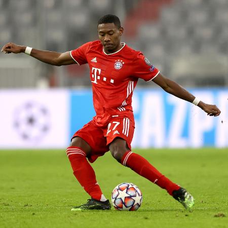 Alaba, zagueiro do Bayern de Munique, está de saída do clube alemão - Alexander Hassenstein/Getty Images