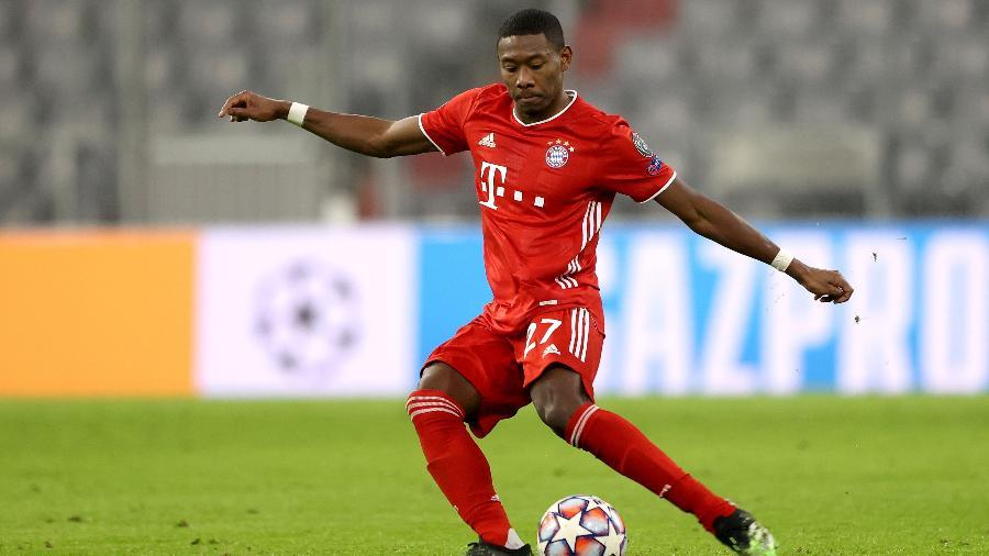 Alaba tem contrato com o Bayern de Munique até junho - Alexander Hassenstein/Getty Images
