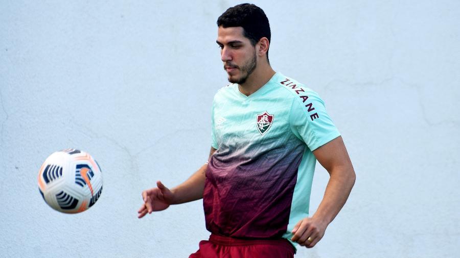 Nino vê desejo mútuo por renovação no Fluminense e vê possibilidade de uso de reservas no Carioca - Mailson Santana/Fluminense FC