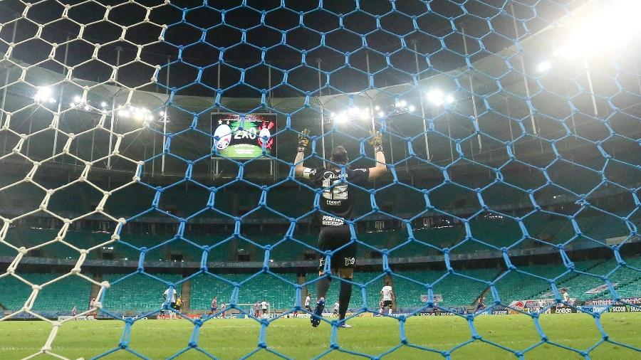 Corinthians perdeu seus últimos quatro jogos contra o Bahia em Salvador - Rodrigo Coca/ Ag. Corinthians