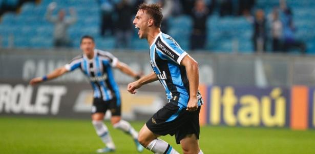 Bressan está fora da lista de relacionados do Grêmio para a partida de quarta