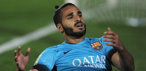 Barcelona espera que Douglas tenha oportunidades em outra equipe para ganhar ritmo