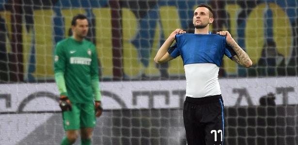 Brozovic vem despontando como um dos principais jogadores da Inter de Milão na temporada