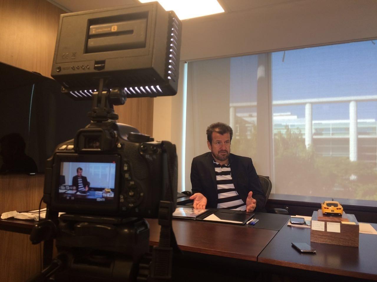 Dunga concede entrevista exclusiva ao UOL Esporte