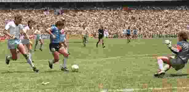 Maradona - AFP - AFP