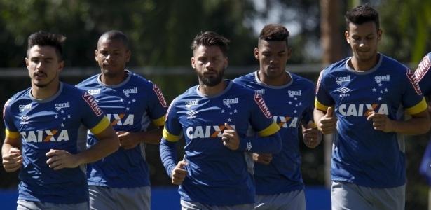 Edimar e Rafael Sóbis chegaram há duas semanas e já são titulares no Cruzeiro