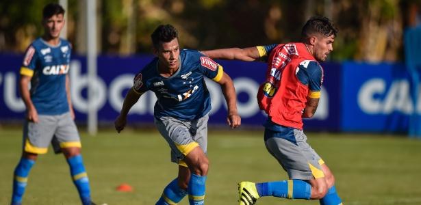 Henrique salienta que a reação do Cruzeiro precisa ser imediata