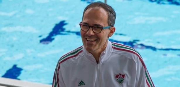 Pedro Abad é o candidato da situação nas eleições do Fluminense, dia 26, neste sábado
