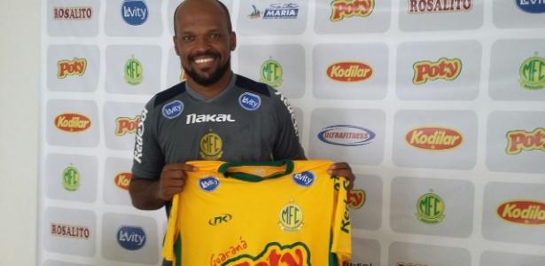 Edson Silva no Mirassol