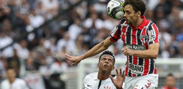 São Paulo e Corinthians farão clássico no dia 24 de setembro, às 11h, pela 25ª rodada