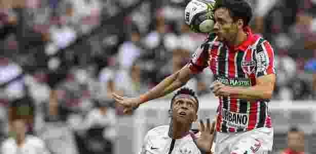 São Paulo e Corinthians farão clássico no dia 24 de setembro, às 11h, pela 25ª rodada - Marcello Zambrana/AGIF