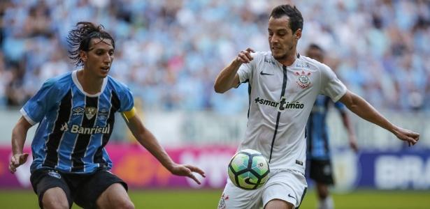 Rodriguinho pode conquistar o segundo Brasileirão pelo Corinthians