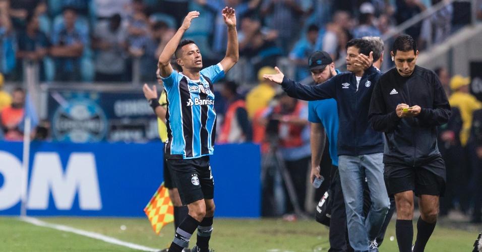 Final da Copa Libertadores   Cícero decide no fim e Grêmio sai na frente do Lanús