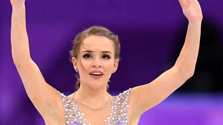 Patinadora brasileira garantiu vaga em final olímpica de 2018 - Harry How/Getty Images